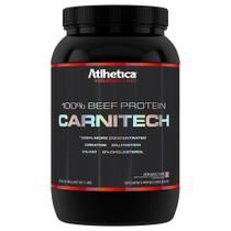 Carnitech 100% Beef Protein 900 g - Atlhetica Nutrition -