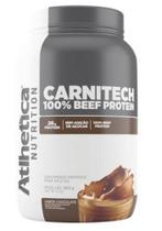 Carnitech chocolate 900gr atlhetica -