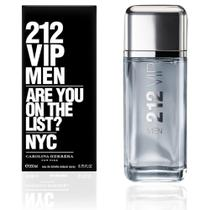 Carolina Herrera Perfume Masculino 212 Vip Men EDT 200ml -