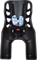 Carona Traseira P/ Bicicleta Bike Até 30kg Disney - Mickey - Styll Baby