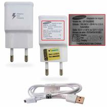 Carregador Adaptive Fast Charging EP-TA20EWE Original - Samsung