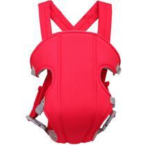Carregador Canguru para Bebês com 3 Posições Vermelho IWPB03 - Importway