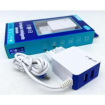 Carregador Celular Turbo 3.1 Cabo 2 Usb lightning Inova Compatível para Iphone -