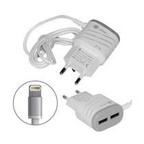 Carregador Celular Yasin Iphone 5/6 2 USB Y10107D -