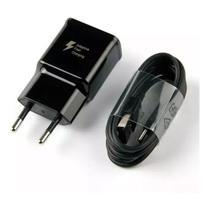 Carregador Completo Ultra Rápido Fast Charge Original Samsung Para Note 8 9 S8 S9 S10 Plus -