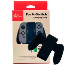 Carregador Controle Nintendo Switch Grip Powerbank Joypad Bateria - Feir