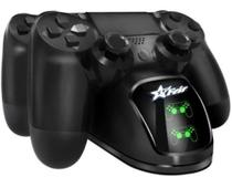 Carregador Controle PS4 Base Dupla Charge Para Playstation 4 - Feir
