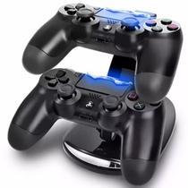 Carregador Controle Ps4 Suporte Dock Vertical Playstation 4 - Tz