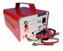 Carregador De Bateria 12v Até 300amperes Cf5 Inteligente - Trafotron