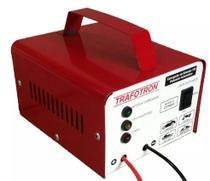 Carregador De Bateria 12v Carro E Moto Cf5 Inteligente - Trafotron