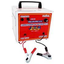 Carregador de Bateria 5 Amperes 12V Portátil JTS-016 J.T.S -