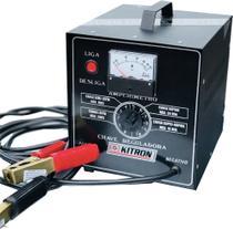 Carregador de Bateria Automotivo - Kitron Tech