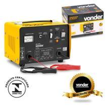 Carregador De Bateria Caminhão Cbv1600 Vonder 110v -