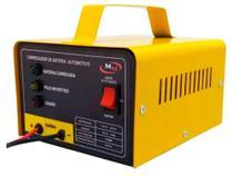 Carregador De Bateria Carro Bivolt 12v 10a 120w Mm Led -