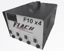 Carregador De Bateria Inteligente F10 X4 - Flach