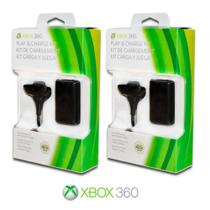 Carregador de Bateria Para Controle Xbox 360 - Microsoft