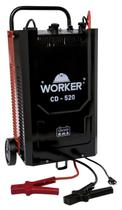 Carregador de Baterias Profissional CD520 Bivolt Worker -
