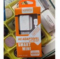 Carregador de Celular com Cabo USB Kaidi kd-508s Carga Rapida V8 -