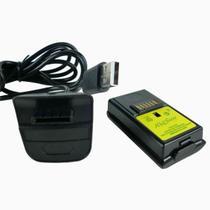 Carregador de controle XBox 360 - Kit bateria mais carregador - Webstore