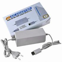 Carregador De Energia Adaptador Nintendo Wii 110v-220v Ac - T&Z