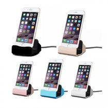 Carregador De Mesa Doca Lighting Para iPhone 5,6,7 - Importado