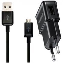 Carregador de Parede Micro USB Preto J7 J4 Plus J5 Prime J7 Prime - Sg