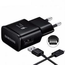 Carregador de Viagem - Tipo C - Galaxy S10e S10 S10+ S10 Lite Cor: Preto - Samsung