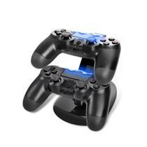 Carregador Dock Para Controles de PS4 - Oivo