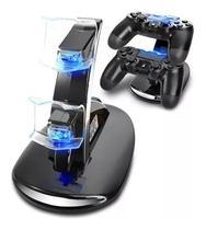 Carregador Duplo Para Controle PlayStation 4 Ps4 Slim Pro - Kingo -