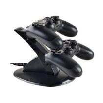 Carregador Duplo Vertical Para Controle Ps4 Dock Station Charge - Rpc