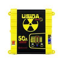 Carregador e fonte De Bateria Para Carro 50a 12v Bivolt - USINA