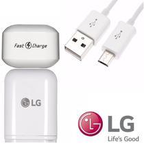 Carregador Fast LG G4 Beat Original -