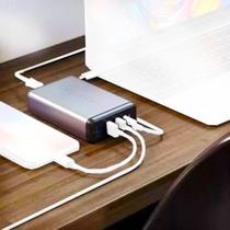 Carregador Fonte Travel Satechi Usb-c 75w Macbook Pro 2018