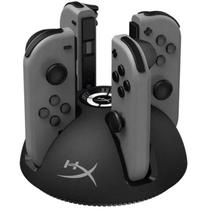 Carregador HyperX ChargePlay Quad para Nintendo Switch 4 portas Preto -