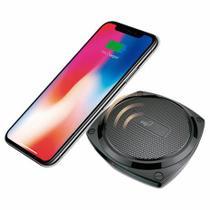 Carregador Indução Sem Fio Elg WQ1BK Samsung S6 S7 S8 iPhone 8 9 x -