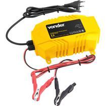 Carregador inteligente de bateria 45-100ah 127volts cib100 - Vonder -