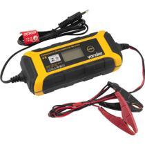 Carregador inteligente de bateria vonder cib080 -
