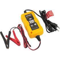 Carregador Inteligente de Bateria VONDER para Moto CIB 003 Bivolt Automático 68.47.003.000 -