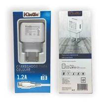 Carregador kingo iphone 1.2a u101