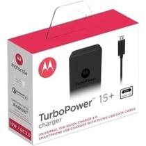 Carregador Motorola  Power Turbo Original -Micro USB ( V8 ) -