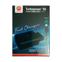 Carregador Motorola TurboPower Fast Charger 30W TYPE-C -