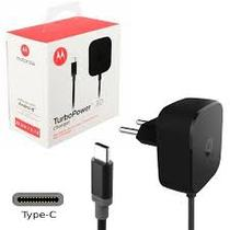 Carregador Original  Motorola Turbo Power USB C Tipo C