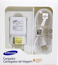 Carregador Original Samsung Turbo Ultra Rápido USB-V8 -