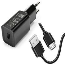 Carregador Para Motorola Moto G5S E G5S Plus Com Cabo Micro-USB 1 Metro Original ZTD - MDYMICRO1M -