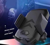 Carregador Por Indução Sem Fio Suporte Veicular Wireless - Bgxpro