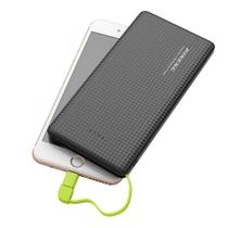 Carregador Portátil 10.000 MAh Pineng  Power Bank Slim   compativel lg novo k10