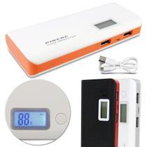 Carregador Portátil Bateria Externa Powerbank Lcd 10000Mah - Gp