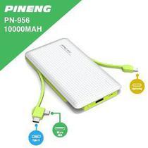 Carregador Portatil Bateria Power Bank Original 10000 mah Lightning e Type C - Pineng