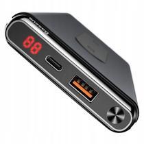 Carregador portátil de indução USB-C PD Baseus Power-Bank QC 10000mAh -