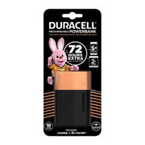 CARREGADOR PORTATÍL DURACELL POWER BANK 10050mah